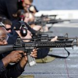 4 standard rifle shooting positions