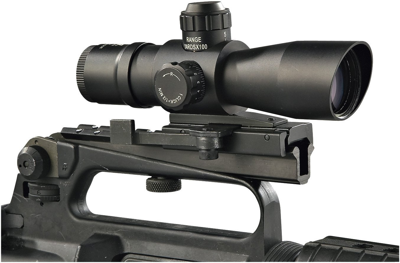 Ncstar 4x32 Mm Mark Iii Illuminated Reticle Tactical Scope Weaver Almost Swat As You Read Through The Reviews Well Perhaps Not All Of Them Will Be Pretty Sold Just With First Page Overwhelmed