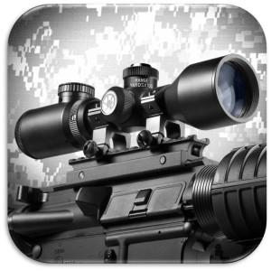 "BARSKA 3-9x42 IR Contour Riflescope (4A Mil-Plex IR 7/8"" Picatinny Base)"
