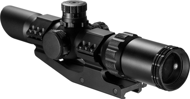 Barska 1-4x28 IR SWAT-AR Riflescope