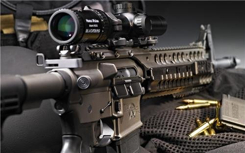 ar15 rifle scope