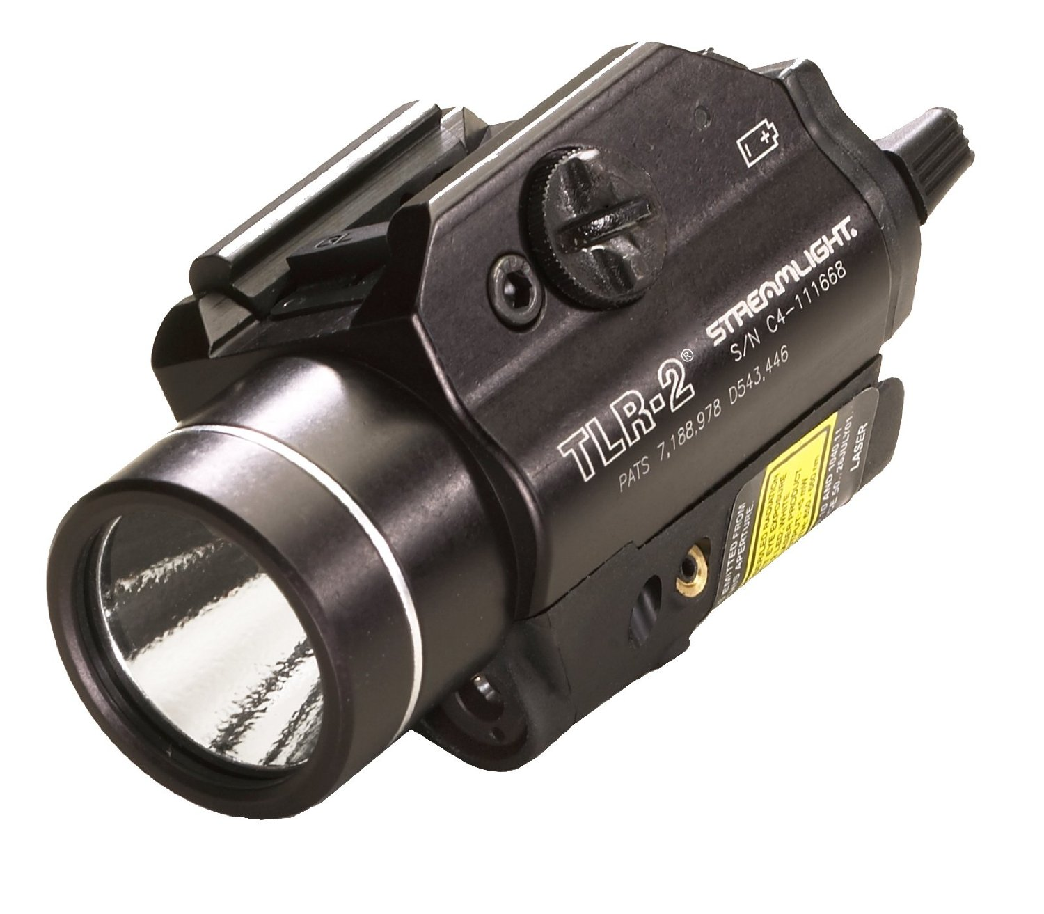 Streamlight 69120 TLR-2 C4 LED with Laser