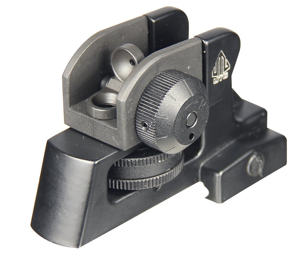 UTG Model 4.16 Complete Match-grade Rear Sight