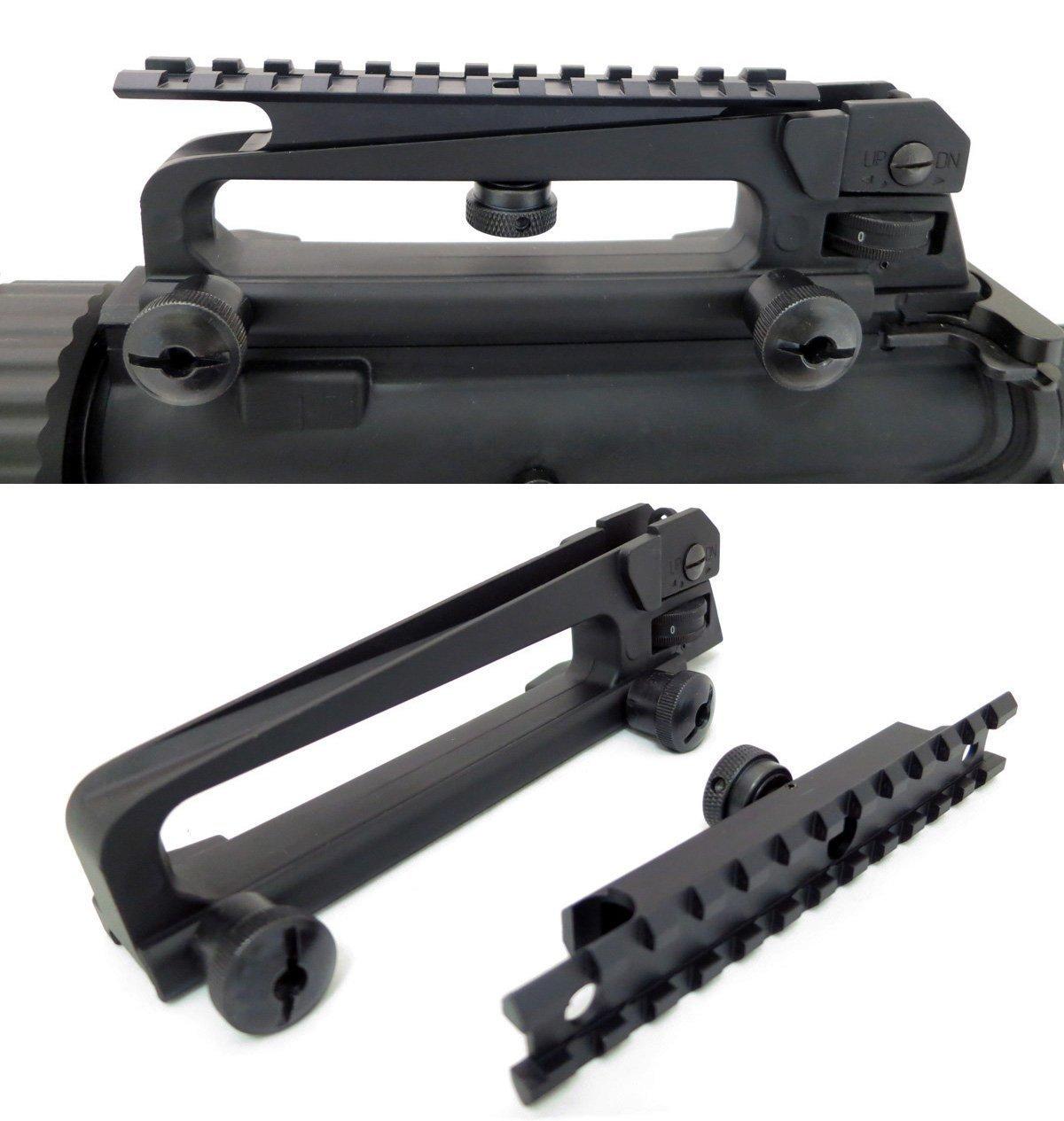 ar-15 detachable carry handle monstrum