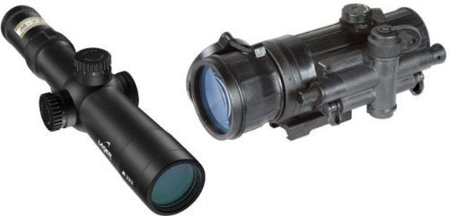 Nikon M-223 2.5-10x40mm Laser IRT M-223 Riflescope