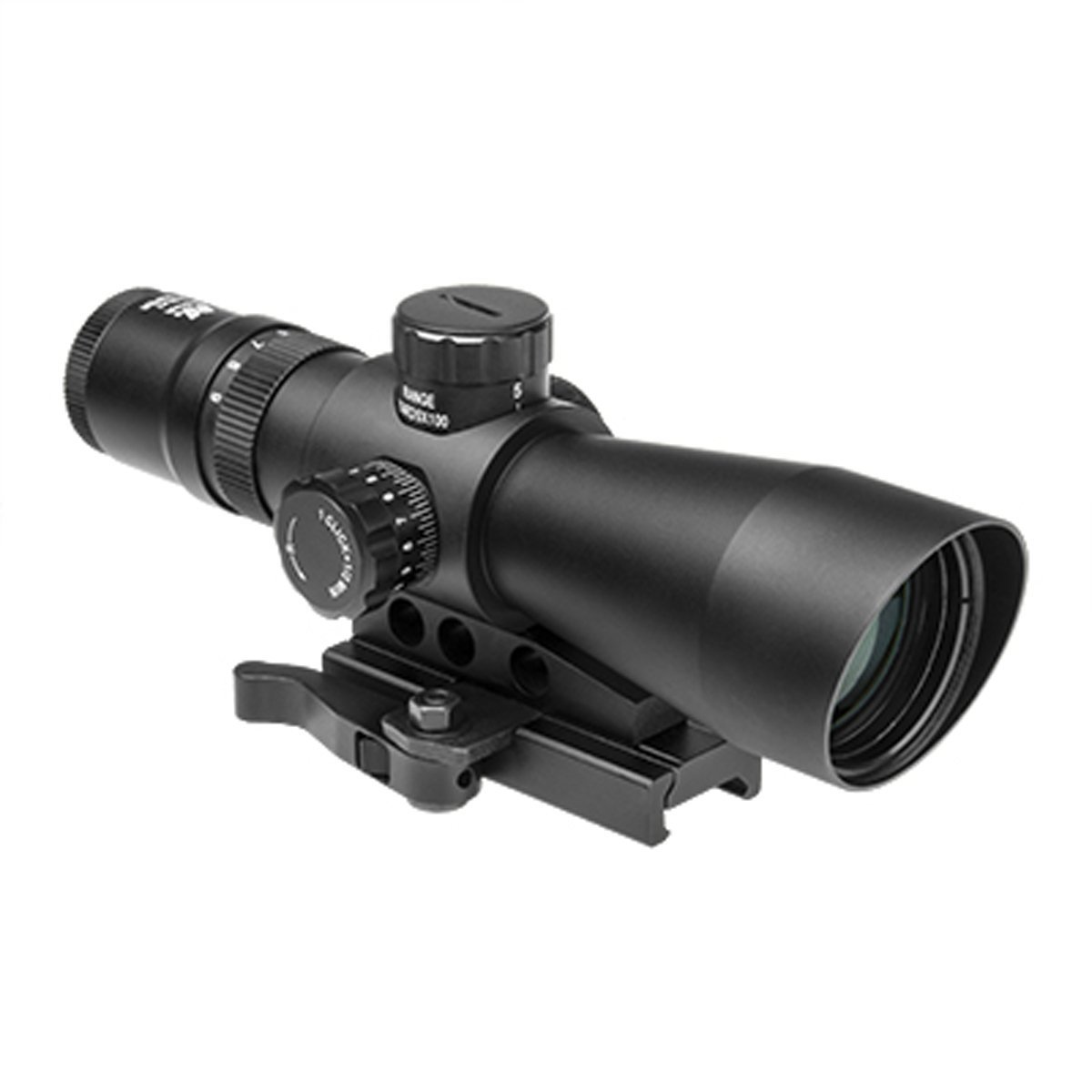 NcStar 3-9X 42mm Mark III Tactical Series Rifle Scope