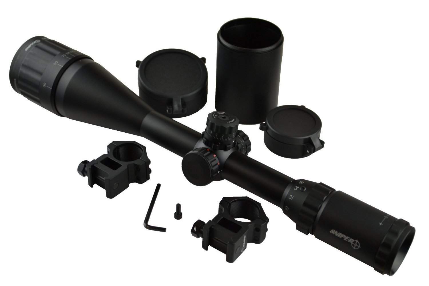 FSI Sniper 6-24x50mm Scope2