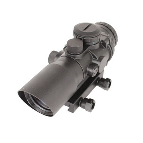 SigTac Compact Prismatic Rifle Scope