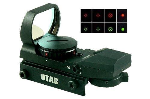 UTAC tactical 4 reticle scope