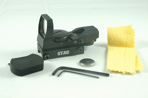 UTAC tactical 4 reticle scope2