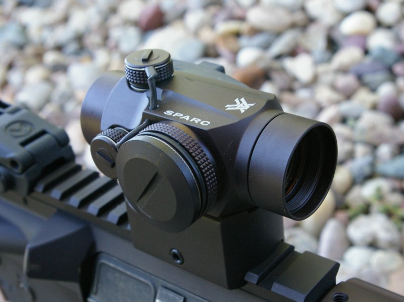 Vortex SPARC Red Dot Scop